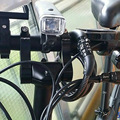 Крепление для руля велосипеда  кронштейн  держатель  поднятая высота руля вперед  повышенная для Xiaomi Qicycle EF1  аксессуары