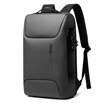 BANGE New Anti Thief Backpack Fits for 15.6 inch Laptop Backpack Multifunctional Backpack WaterProof for Business Shoulder Bags 9