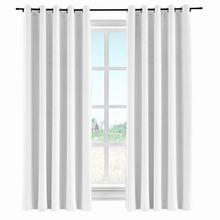 ChadMade Birkin Grommet Solid Velvet Curtain Window Drapery Size and Liner Custom 36 Colors (1 Panel) Grommet Blackout Drape