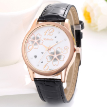 лучшая цена New Fashion Women Watches Casual Ladies Watches Leather Watches Quartz Womens Watches relogio feminino reloj mujer montre femme