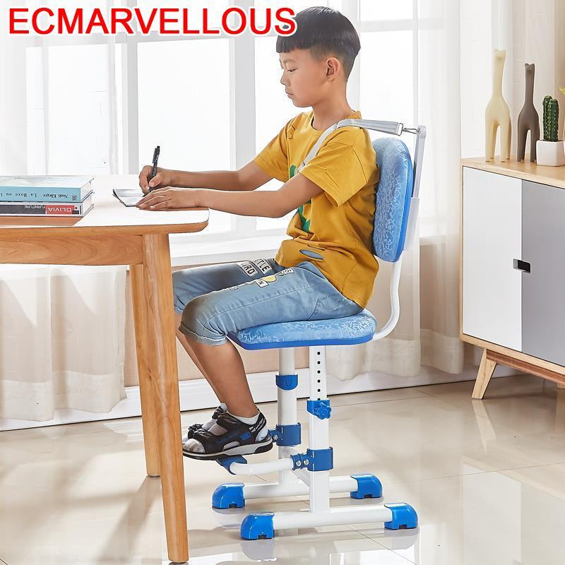 For Madera Mueble Sillones Infantiles Silla Estudio Cadeira Infantil Chaise Enfant Kids Furniture Adjustable Children Chair