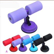 Cross-border sit-ups assistant female waist reduction suction cup volume abdominal muscle wheel home belly reduction abdominal f onsite volume reduction system