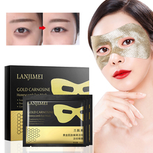 3-8Pcs Gold Eye Mask Under Eyes Patches Pad Cover Eye Care Anti Aging Anti Wrinkle Dark Circles Remove Puffiness Skin Care