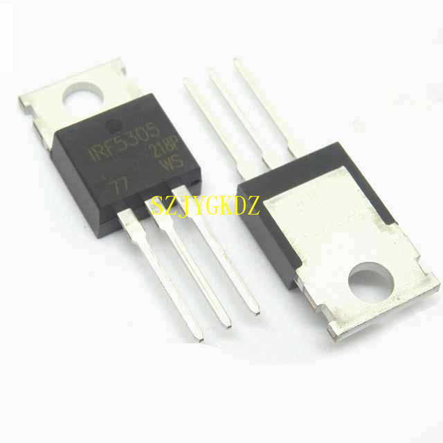 IRF5305 Mosfet P-ch 50PCS 55V 31A TO-220