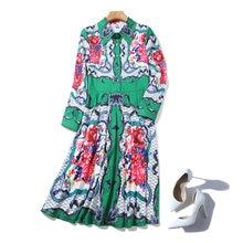 Женское модельное платье с длинным рукавом дизайнерское повседневное