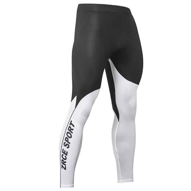 ZRCE Male Compression Tight Leggings Lightweight Quick-drying Elastic Gym Fitness Jogging Pants Workout Training Yoga Bottoms 31