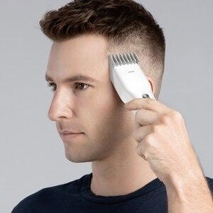 Image 4 - Enchen électrique tondeuse à cheveux tondeuse USB coupe cheveux charge rapide cheveux hommes tondeuse tondeuse Barbershop usage domestique