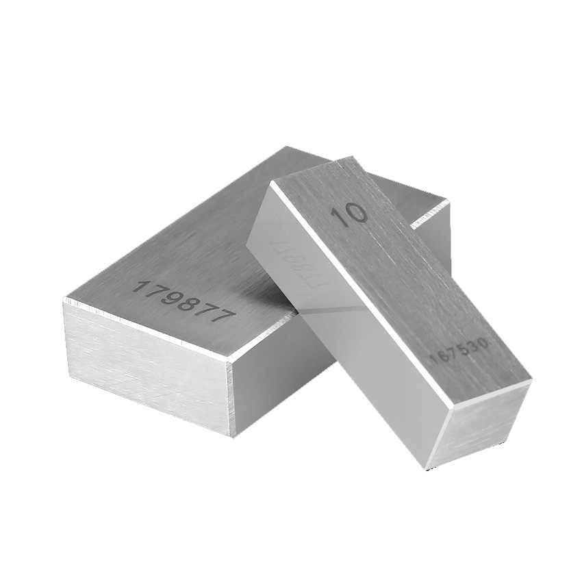 Square Standard Individual Metric Steel Gauge Block Size 80mm 90mm 100mm