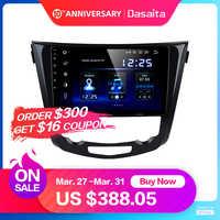 Dasaita Car Multimedia Android 9.0 for Nissan X-Trail Qashqai j11 j10 Radio 2014 2015 2016 2017 2018 2019 GPS 10.2