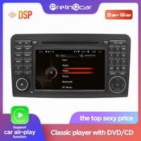 Android 9.0 2din For Mercedes Benz CLASS ML W164 X164 ML350 ML300 GL500 ML320 ML280 GL350 GL450 Car dvd radio Player gps