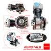 F3100-3509100C compressore D'aria per Yuchai engine  si prega di controllare la targhetta del vostro vecchio compressore d'aria