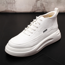 New Men Casual Shoes Genuine Leather Shoes