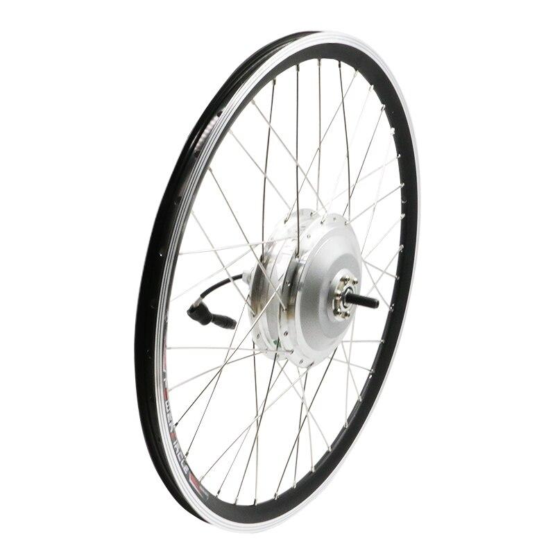BAFANG Vorne Motor Rad 36V 48V 250 W-500 W 8FUN Bürstenlosen motor electrico para bicicleta für eBike Fahrrad Elektrische Fahrrad