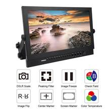 photography monitor Seetec P173-9HSD 17.3inch 4K IPS SDI HDMI Broadcast Monitor 1920*1080 AU Plug AC100-240V monitor dslr(China)