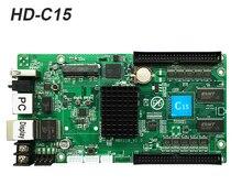 Activity price huidu C15 HD-C15 asynchronous control card 4GB Memory work with HD-R500 HD-R501 HD-R5018 led receiving