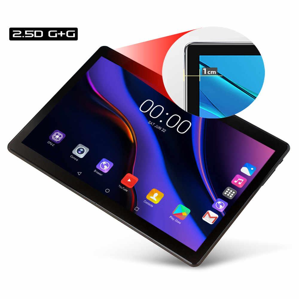 Global Versie 2020 Snelle Verzending Nieuwe 10 Inch Tablet Pc 1920*1200 Resolutie Octa Core 3G Ram 4G Lte Dual Camera 5G Wifi Tablet