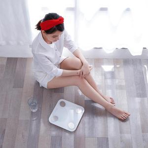 Image 3 - Xiaomi yunmai smart mom baby body fat scale mini2 bathroom weight BMI Fitness electronic LED digital bluetooth APP