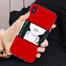 anime tumblr Coque Cover Soft TPU Silicone Phone Case For Xiaomi Mi5 Mi5S Mi6 Mi3 Mi4 Mi4i Mi4C Redmi Note 2 3 3S 5 5A 6 6A Pro(China)