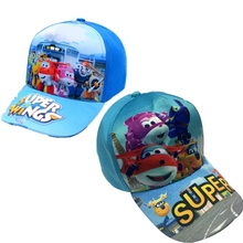 Anime Super Wings Hat Model Mini Planes toy Transformation Airplane Robot Action Figures superwings Cap toys for kids/children