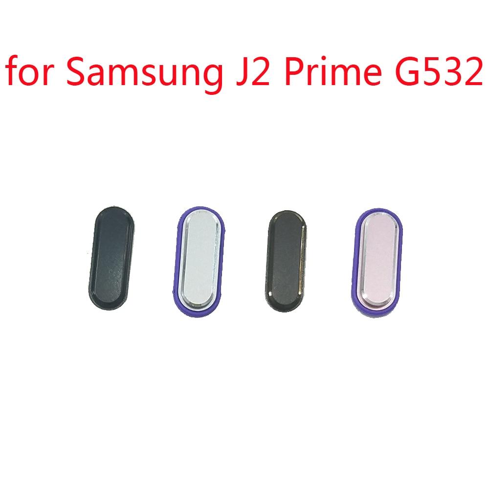 For Samsung Galaxy J2 Prime G532 G532H G532F G532G G532M Original Phone Housing Frame New Home Button Menu Center Key