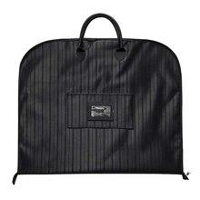 Дорожные сумки для костюмов черные Оксфордские мужские сумки с ручкой деловые мужские дорожные сумки Одежда для выходных сумки