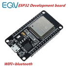 ESP32 Development Board WiFi and Bluetooth Ultra-Low Power Consumption Dual Core ESP-32 ESP-32S ESP 32 Similar ESP8266