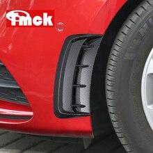 Автомобильный внешний корпус передний бампер боковой вентиляционный клапан наклейки Акула Гилл Накладка для Mercedes Benz класс W177 A180 A200 A220 A250