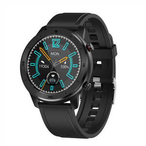 TIAN DT95 Bluetooth Calling Smart Watch Men Heat Rate Monitor 360*360 HD IPS Screen IP68 Waterproof Sports Smartwatches 2020