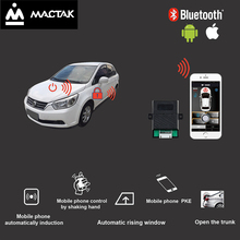 Mobile phone contyol keyless entry&Power window mobile control central lock,dedicated socket for dedicated car