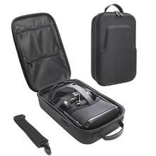 Российский жесткий чехол для путешествий, чехол для хранения, защитный чехол, сумка для переноски, чехол для Oculus Quest All-in-one VR Gaming Headset