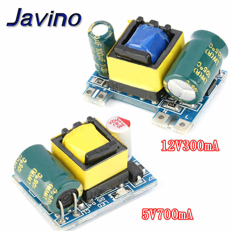 AC-DC 5V 700mA 12V 300mA 3,5 W Isoliert Schalter Power Supply Module Buck Converter Step Down Modul 220V wiederum 5 V/12 V