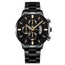 Mens Watches Top Brand Luxury Waterproof Wrist Watc