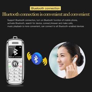 Image 5 - Mini Trình Quay Số Bluetooth Magic Tiếng Nói Một Khóa Đầu Ghi Celular Dual Sim Kiêm Nhỏ Điện Thoại Di Động Tiếng Nga