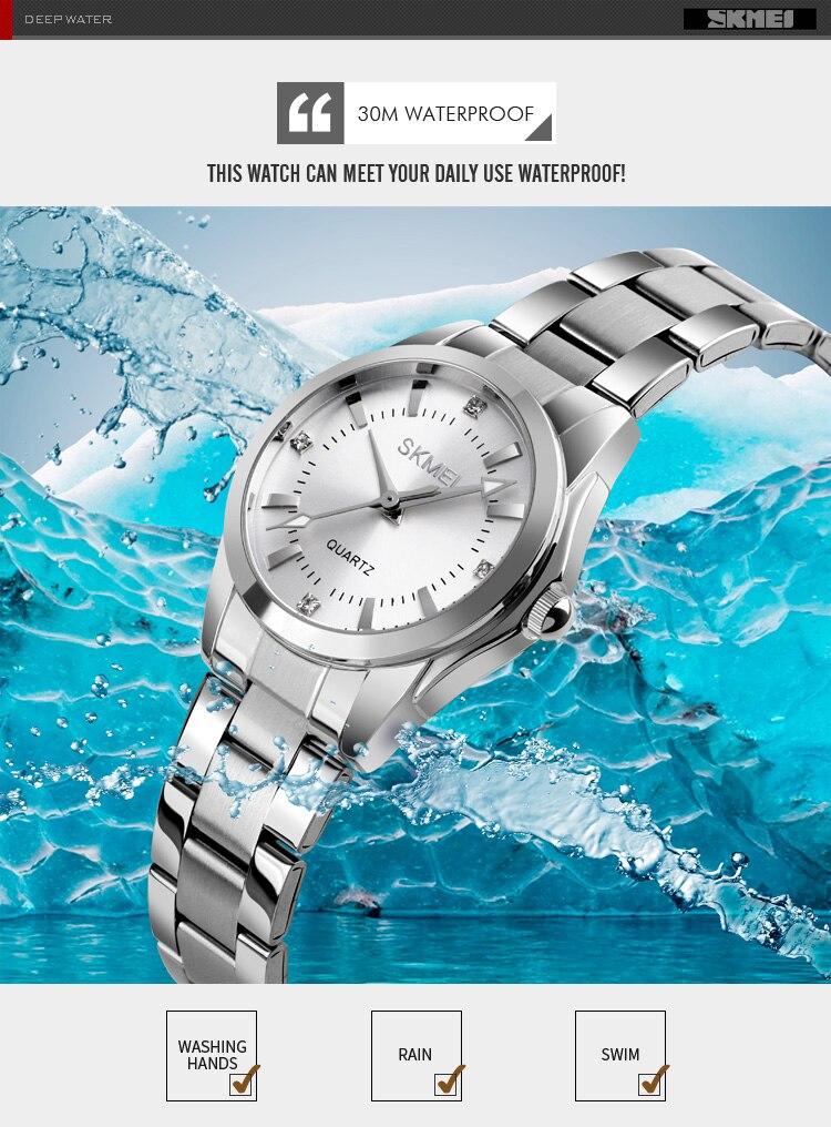 H36e2ef051d724c3da50dab42396f8f68i 2020 SKMEI Casual Women Romantic Quartz Watches Luxury Female Girl Clock Waterproof Ladies Wristwatches Relogio Feminino 1620