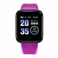 B Watch-Purple