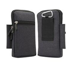 Ковбойский тканевый чехол для телефона, Сумка с зажимом для ремня для Samsung, iphone, Huawei, Xiaomi, чехол с держателем для ручки, поясная сумка, чехол дл...