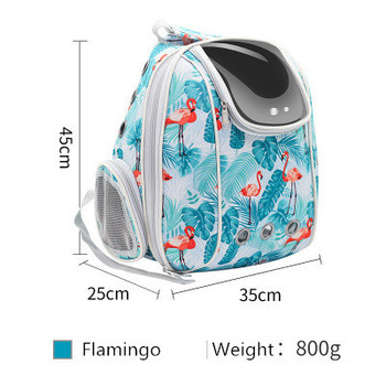 flamingo-fashion-pet-cat-dog-out-backpack-cat-cage-portable-cabin-bag-backpack-space-book-packaging-cat-supplies-dog-carrier