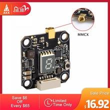 AKK FX3/FX3 Ultimate 5.8GHz Mini VTX دعم OSD تكوين عبر betafly