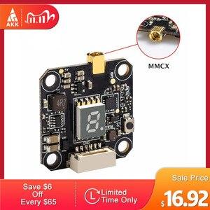 Image 1 - AKK FX3/FX3 Ultimate 5.8GHz Mini VTX Support OSD Configuring via Betaflight