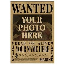 На заказ крафт бумага винтажный постер на один предмет Постер
