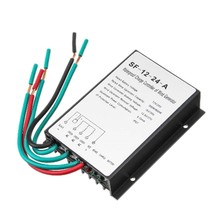 Dc 12V 24V 100W-500W Wind Turbine Generator Battery Charge Controller Regulator(China)