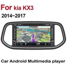 Для kia kx3 2014 2015 2016 2017 zaixi android автомобильный