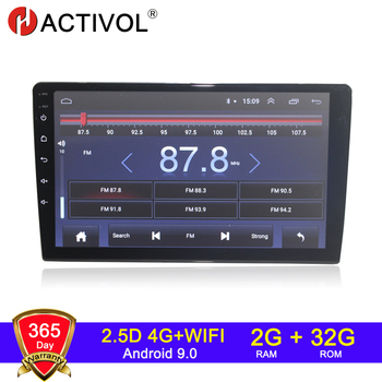 HACTIVOL 2G+32G Android 9.1 4G Car Radio for 9