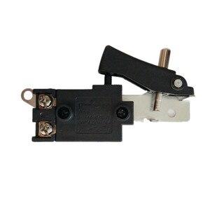 Image 5 - Miniatur Power Tool Schalter Speed Control Trigger Taste für winkel grinder Elektrische hammer Auswirkungen bohrer Ausrüstung Zubehör