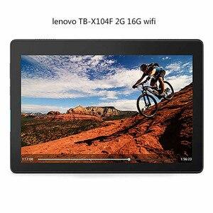 Image 2 - Lenovo 10 אינץ TB X103F / TB X104F 1G/2G RAM 16G ROM quad core אנדרואיד tablet pc GPS wifi גרסה