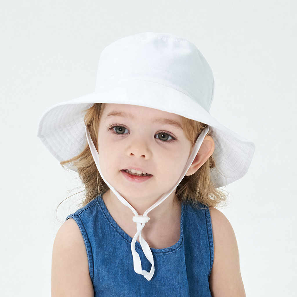 Wide Side Spring and Summer Thin Section boy and Girl Child hat Cute Fashion Color : Yellow, Size : XS Fisherman hat Sun hat XINGZHE09 Sun hat Baby