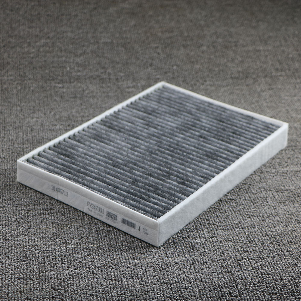 Volvo Cabin Air Filter Brand New AIRMATIC Charcoal Activated