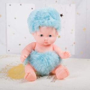 Image 4 - Lolตุ๊กตาของเล่นสำหรับทารกRebornซิลิโคนRebornตุ๊กตาMade To Moveตุ๊กตาจริงทารกแรกเกิดประกอบตุ๊กตา3Dตาลูก