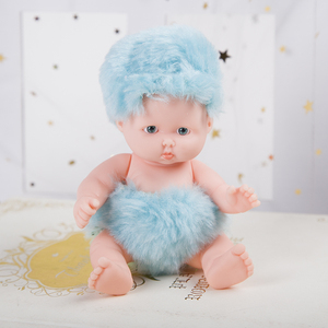 Image 4 - Lol בובות צעצועי בנות תינוק reborn סיליקון Reborn בובת עשויה לנוע בובת תינוק בן יומו אמיתי הרכבת בובת 3D עיני כדורי