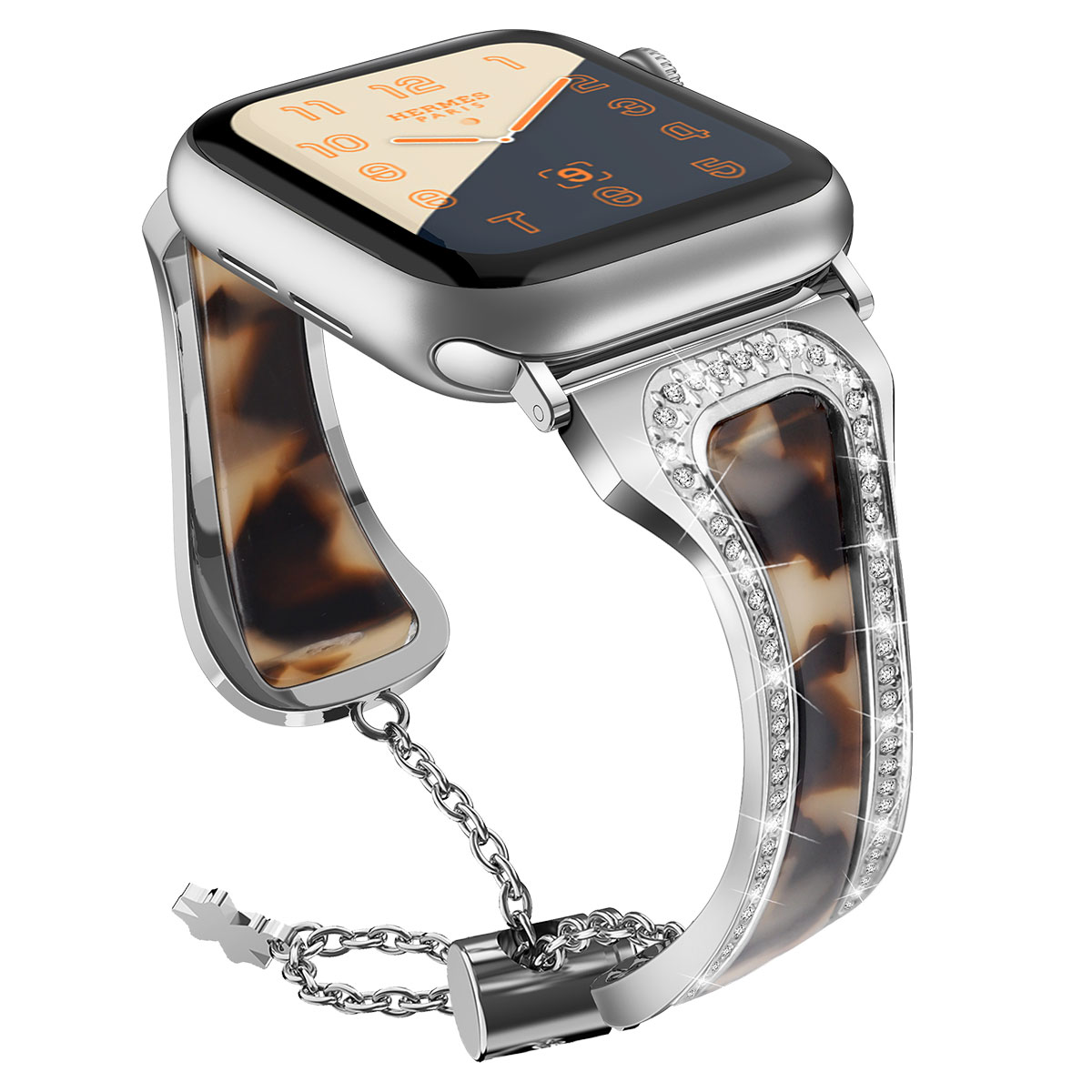 Women's Diamond Band for Apple Watch 33